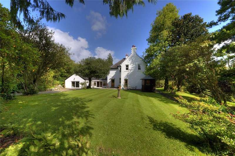 4 Bedrooms Detached House for sale in The Gardeners Cottage, Tarbert, Argyll and Bute, PA29