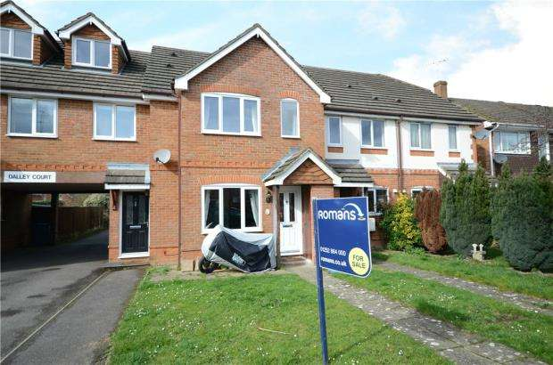 1 Bedroom Terraced House for sale in Dalley Court, Florence Road, College Town