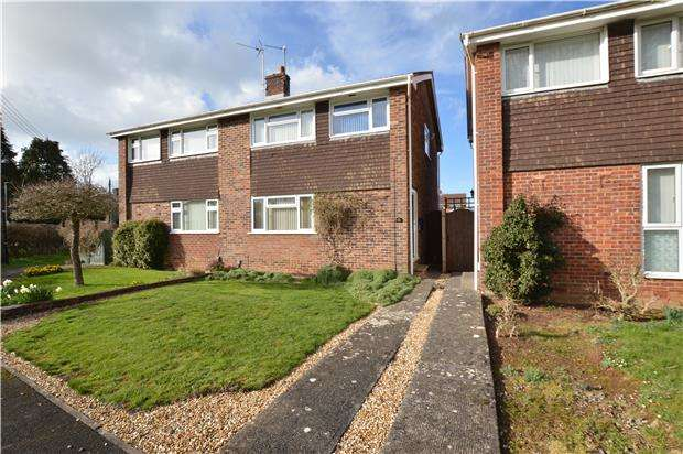 3 Bedrooms Semi Detached House for sale in Rectory Close, Yate, BRISTOL, BS37 5SA