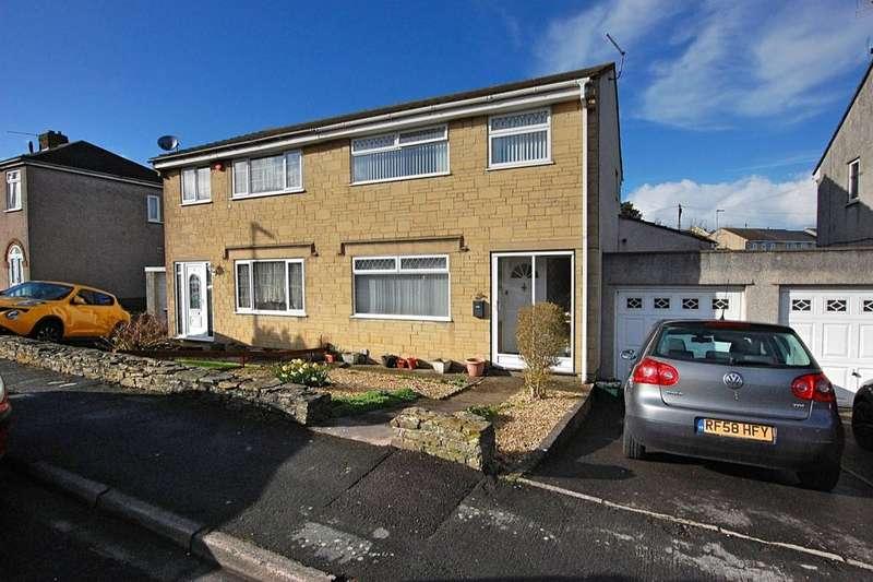 3 Bedrooms Semi Detached House for sale in Elmfield, Bristol, BS15