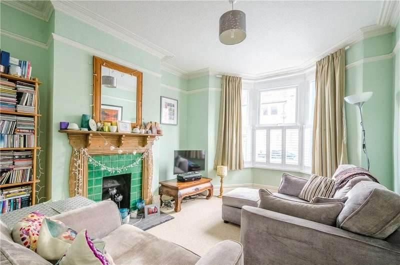 2 Bedrooms Terraced House for sale in Avonleigh Road, Bedminster, Bristol, BS3