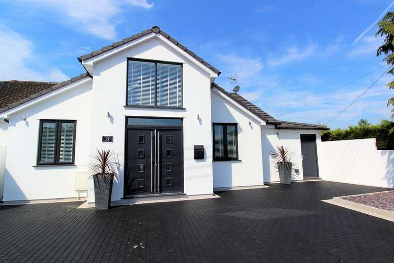 4 Bedrooms Semi Detached House for sale in Bishops Road, Cleeve