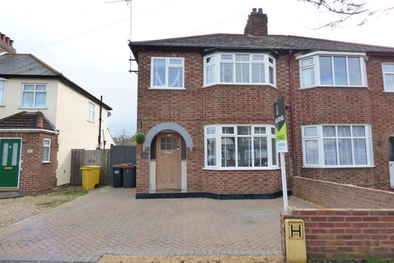 3 Bedrooms Semi Detached House for sale in Kempston, Beds, MK42 7JB