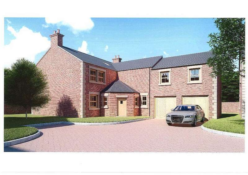 5 Bedrooms Detached House for sale in Hackforth, Bedale