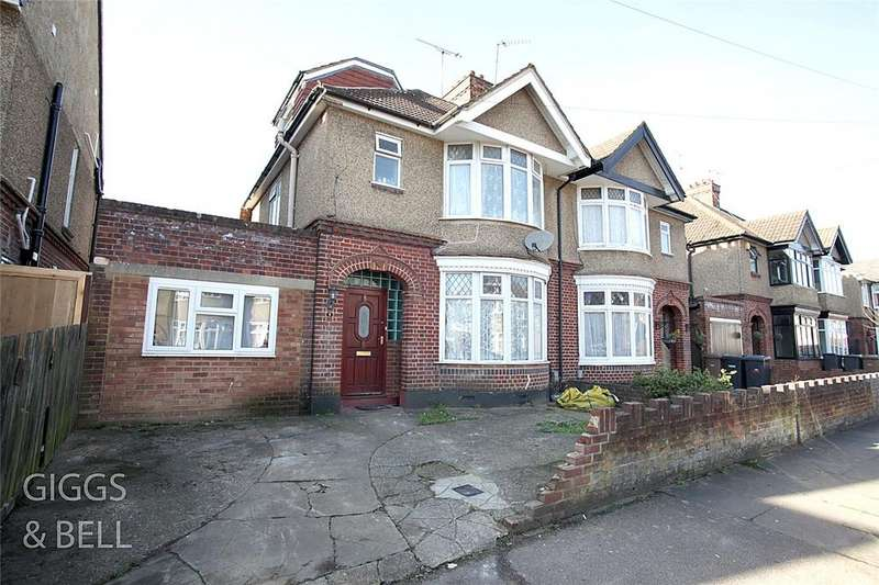 5 Bedrooms Semi Detached House for sale in St Michaels Crescent, New Bedford Road, Luton, LU3