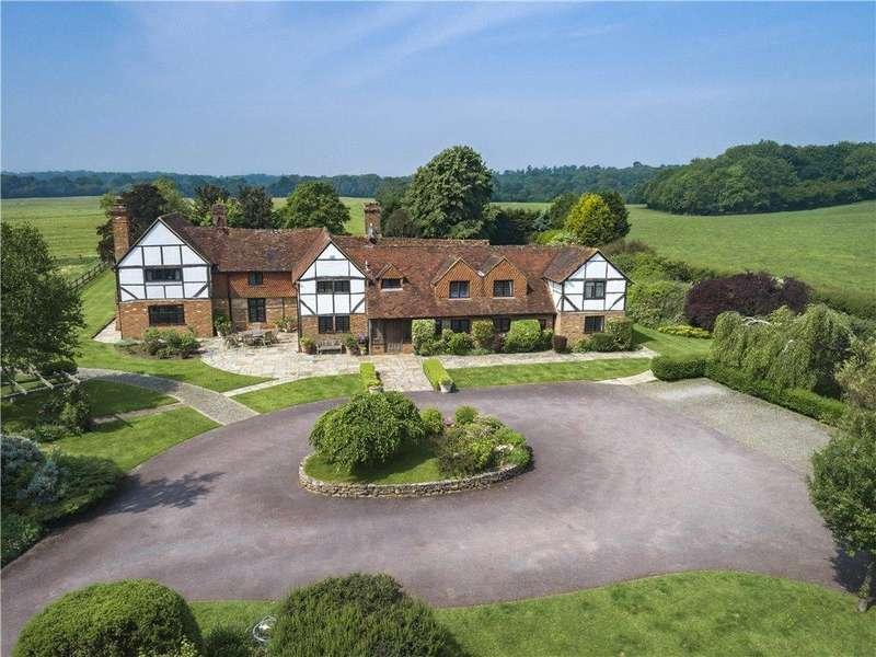 6 Bedrooms House for sale in Baynards Park, Cranleigh, Surrey, GU6