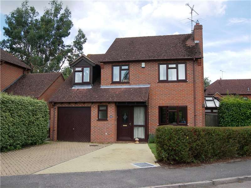 4 Bedrooms Detached House for rent in The Hawthorns, Charvil, Berkshire, RG10