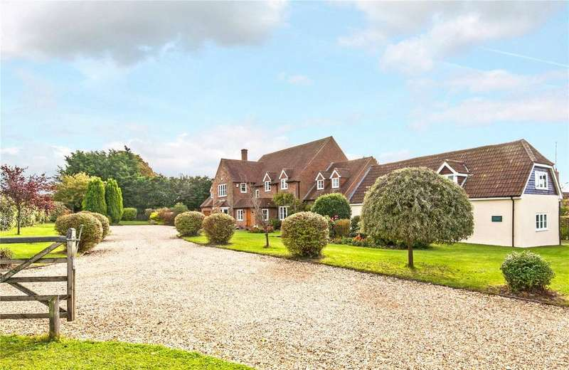 7 Bedrooms Detached House for sale in Hatherden, Andover, Hampshire, SP11
