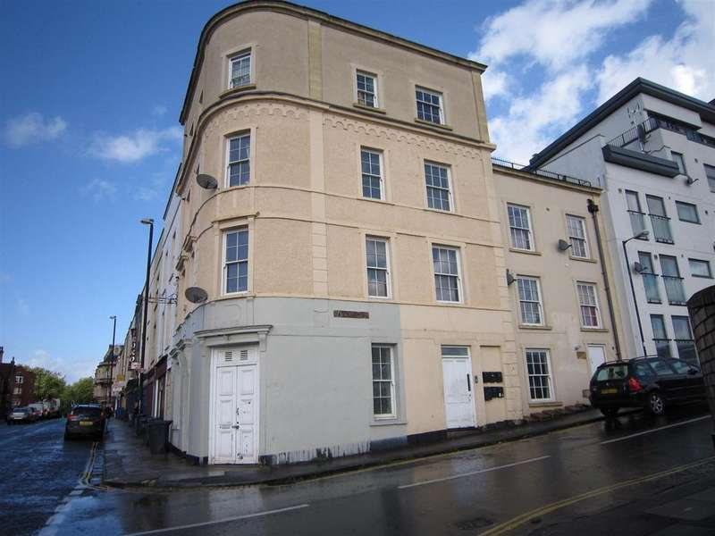 Studio Flat for sale in Waterloo Road, Old Market, Bristol