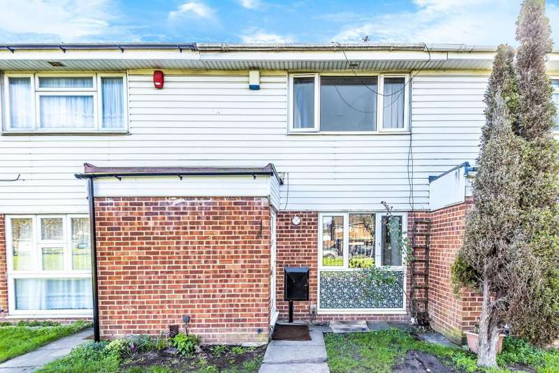 3 Bedrooms House for sale in Severn Crescent, Langley, SL3
