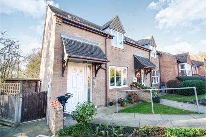 2 Bedrooms Retirement Property for sale in Heritage Court, Navenby, Lincoln, Lincolnshire