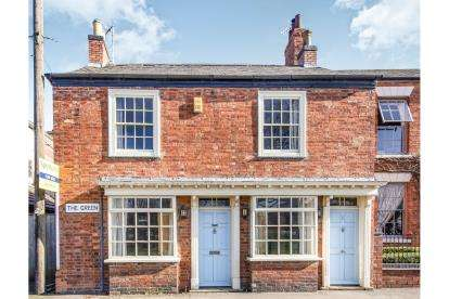 3 Bedrooms Semi Detached House for sale in The Green, Husbands Bosworth, Lutterworth, Leicestershire
