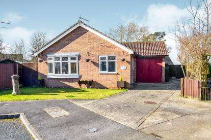 2 Bedrooms Bungalow for sale in Hill Field, Wainfleet, Lincolnshire