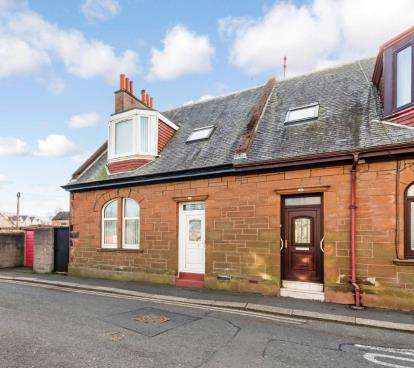 3 Bedrooms Terraced House for sale in Ailsa Street East, Girvan