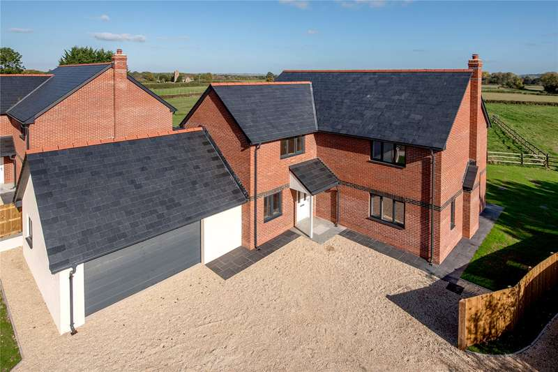 4 Bedrooms Detached House for sale in Suggs Lane, Broadway, Ilminster, Somerset, TA19