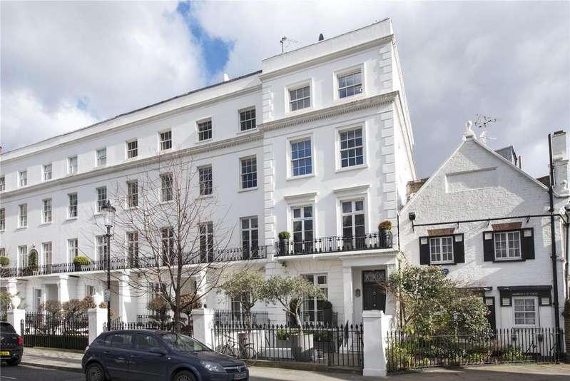 5 Bedrooms End Of Terrace House for sale in Walton Place, Knightsbridge, London, SW3