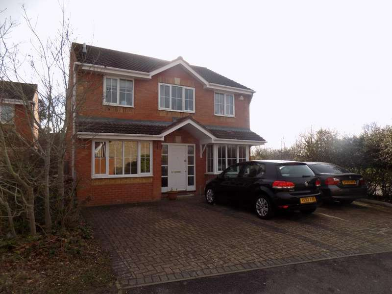 5 Bedrooms Detached House for sale in Greenidge Close, Reading, RG1