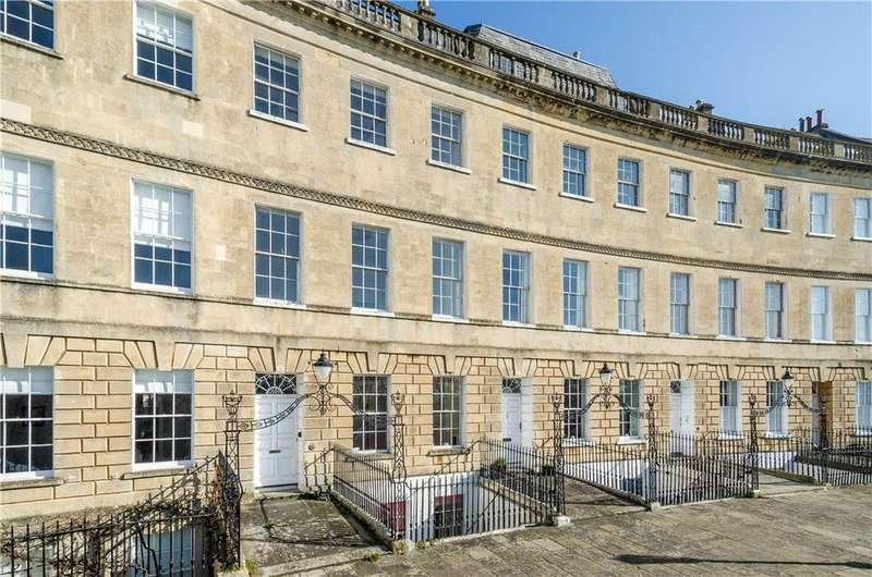 8 Bedrooms Terraced House for sale in Lansdown Crescent, Bath, Somerset, BA1