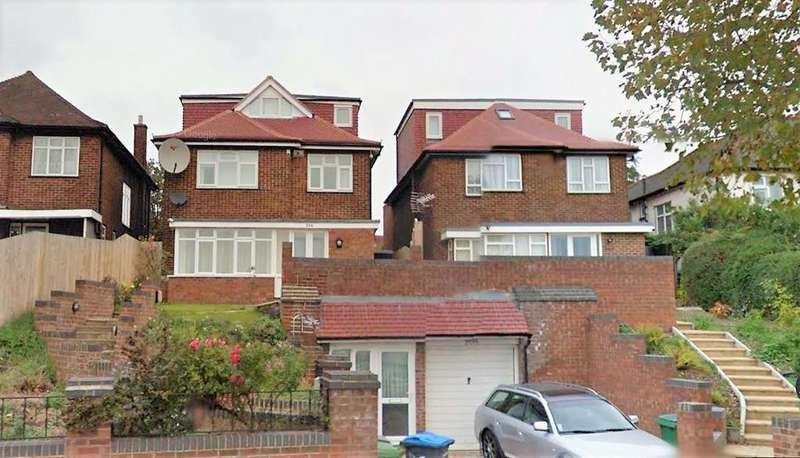 5 Bedrooms Detached House for sale in Dollis hill Lane, Cricklewood, London NW2