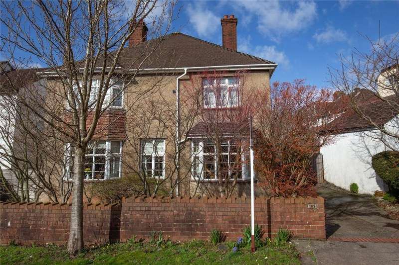 2 Bedrooms Apartment Flat for sale in Reedley Road, Westbury-On-Trym, Bristol, BS9