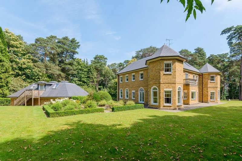 7 Bedrooms Detached House for rent in Swinley Road, Ascot, Berkshire
