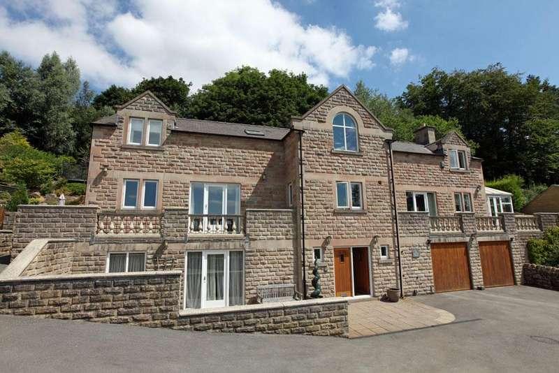 5 Bedrooms Detached House for sale in The Nursery House, Darley Hillside, Matlock, Derbyshire, DE45