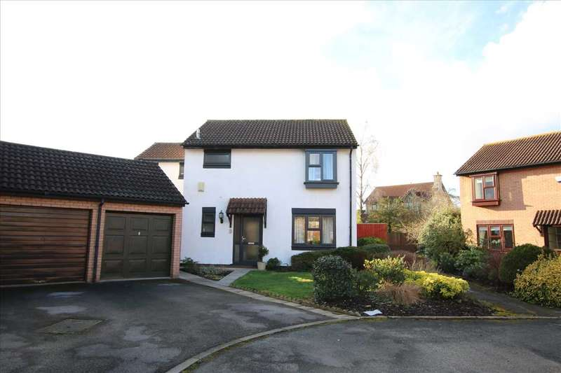 3 Bedrooms Detached House for sale in Henry Williamson Court, Barrs Court, Bristol