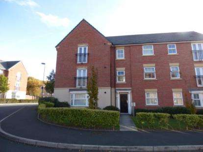 2 Bedrooms Flat for rent in Courtier Close, Liverpool, Merseyside, L5