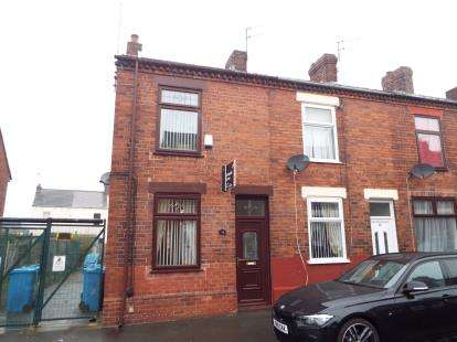 House for sale in Christie Street, Widnes, Cheshire, WA8