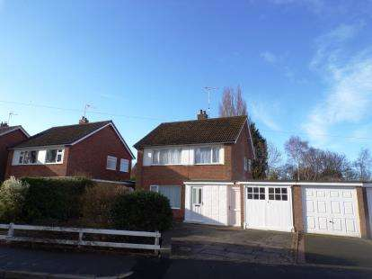 3 Bedrooms Detached House for sale in Brighton Avenue, Wigston, Leicester, Leicestershire