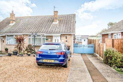 2 Bedrooms Bungalow for sale in Canons Close, Wootton, Bedford, Bedfordshire
