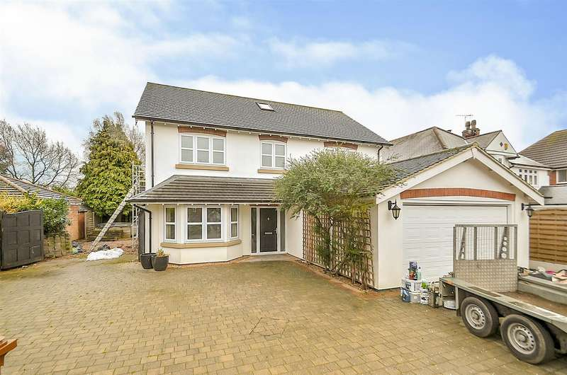 4 Bedrooms Detached House for sale in Longmoor Lane, Breaston