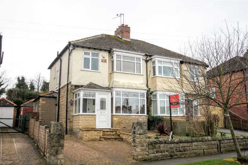 3 Bedrooms Semi Detached House for rent in Woodcrest Road, Darlington