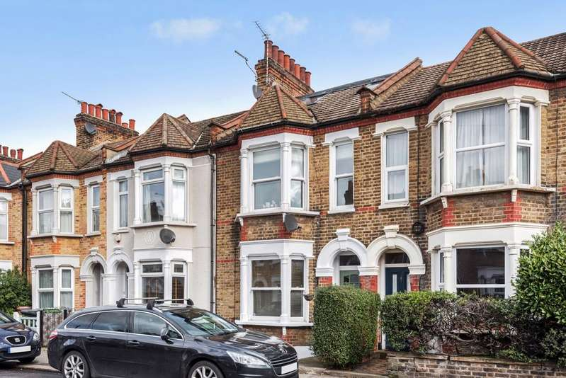3 Bedrooms Terraced House for sale in Leahurst Road Hither Green SE13