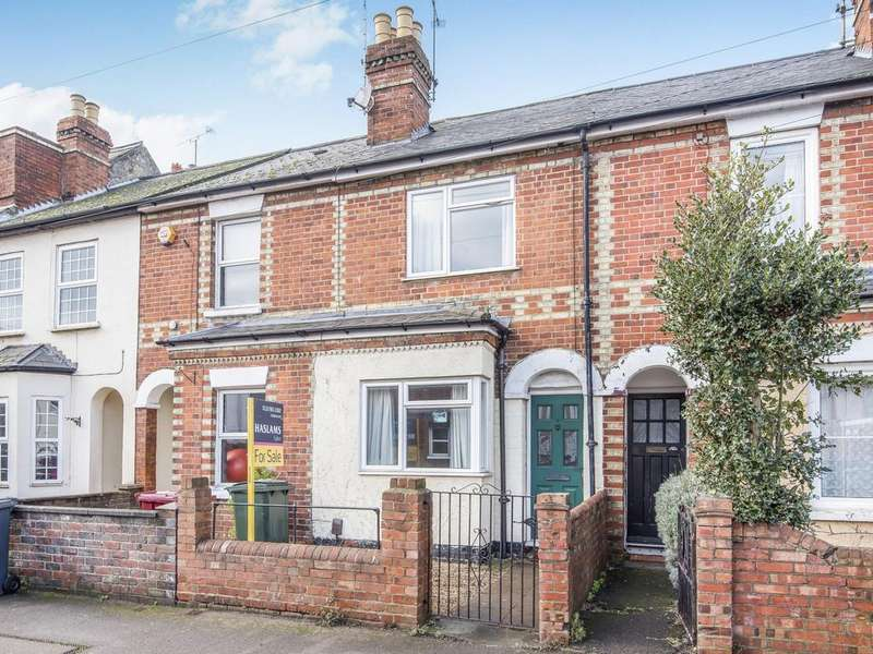 2 Bedrooms Terraced House for sale in Alma Street, Reading, RG30