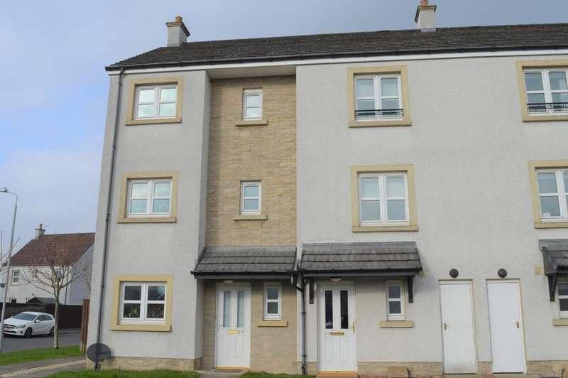 4 Bedrooms Town House for sale in Kirkfield Gardens, Renfrew, PA4 8JE