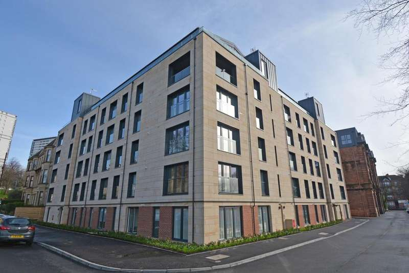 3 Bedrooms Penthouse Flat for sale in 23 Broomhill Avenue, Broomhill, G11 7BF