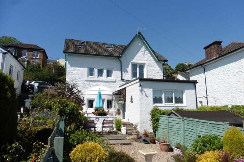 2 Bedrooms Detached Villa House for sale in Cumbrae View Bungalow North Campbell Road, Innellan, PA23 7SB