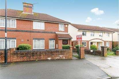 3 Bedrooms Semi Detached House for sale in Sheridan Road, Filton, Bristol, City Of Bristol