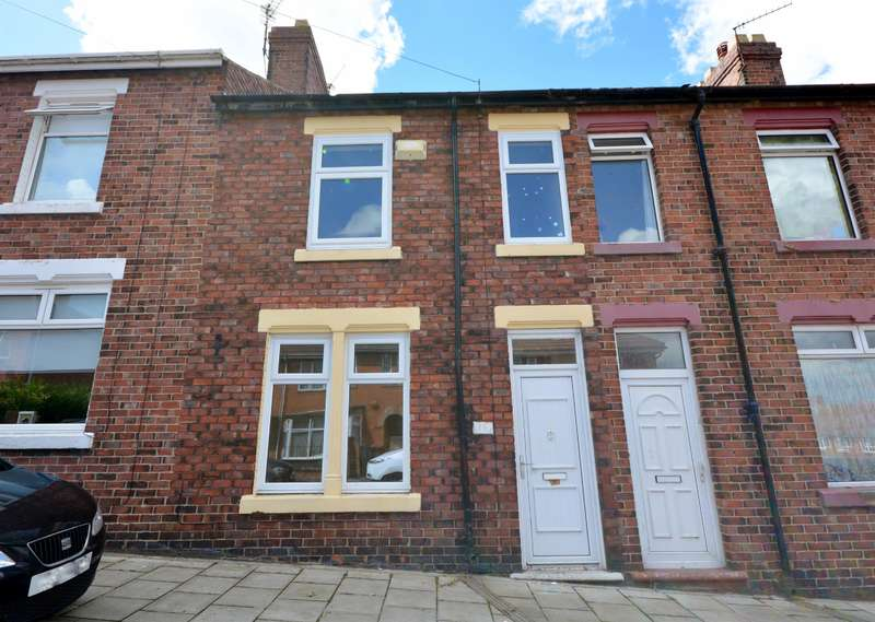 3 Bedrooms Terraced House for rent in Thickley Terrace, Shildon, DL4 2LJ