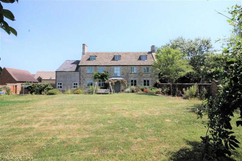 5 Bedrooms Detached House for sale in Purton Stoke, Wiltshire