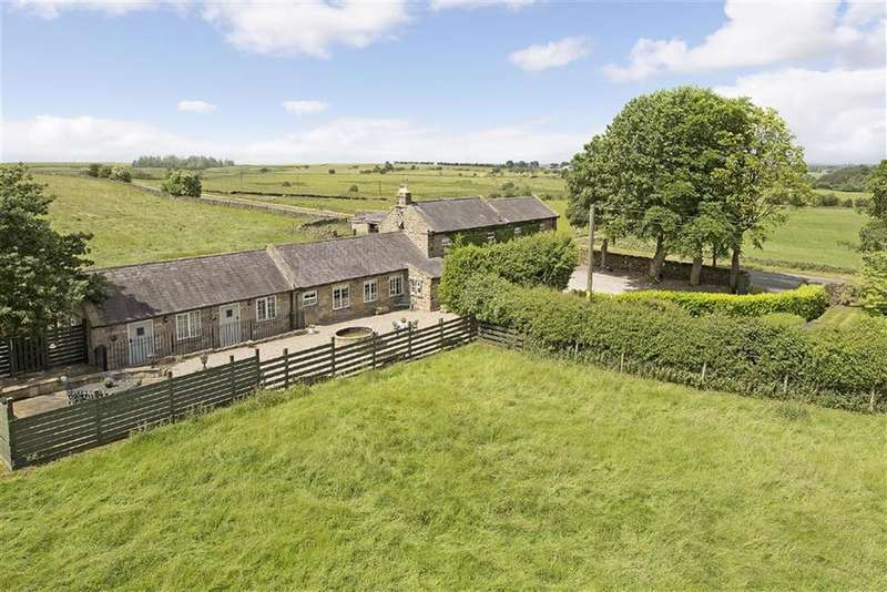 5 Bedrooms Detached House for sale in Eavestone, Ripon, North Yorkshire
