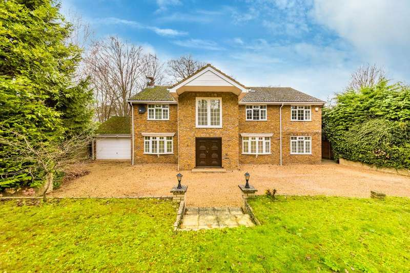 5 Bedrooms Detached House for sale in Oaklands Rise, Welwyn