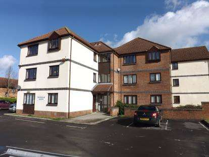 2 Bedrooms Flat for sale in Fountain Court, Yate, Bristol, South Gloucestershire