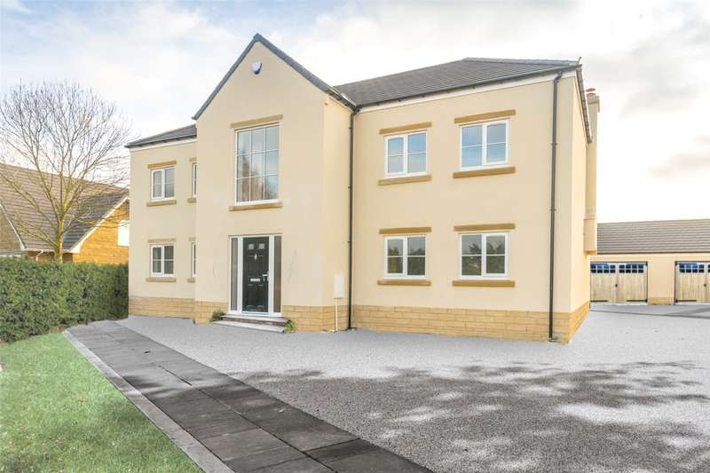 5 Bedrooms Detached House for sale in The Meadows, York Road, Flaxby, North Yorkshire, HG5