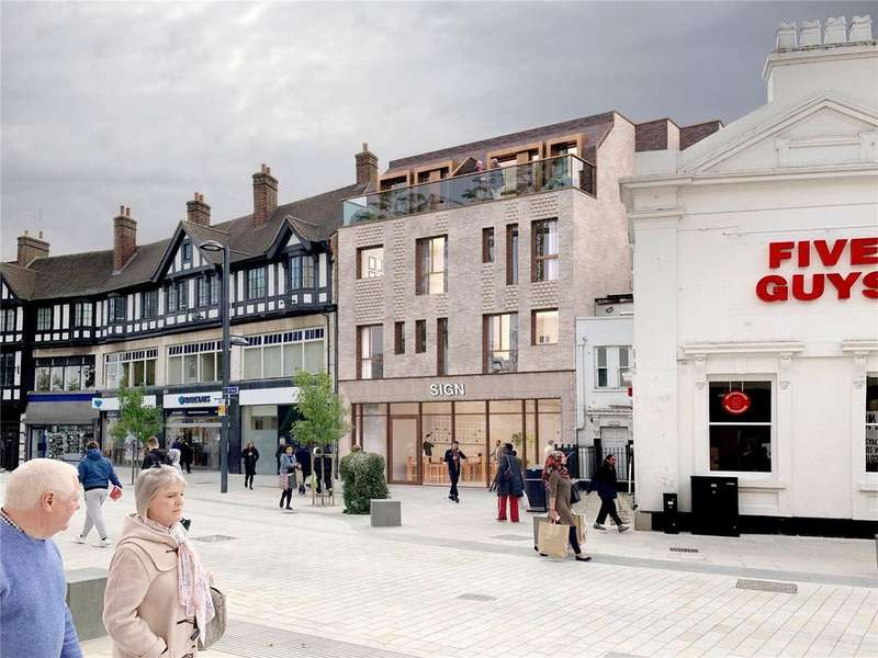 Land Commercial for sale in High Street, Watford, Hertfordshire, WD17