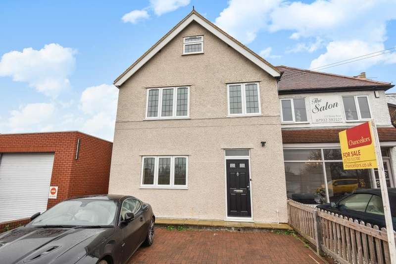 2 Bedrooms Flat for sale in Burnham, Buckinghamshire, SL1