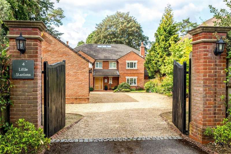 5 Bedrooms Detached House for sale in Meadway, Berkhamsted, Hertfordshire, HP4
