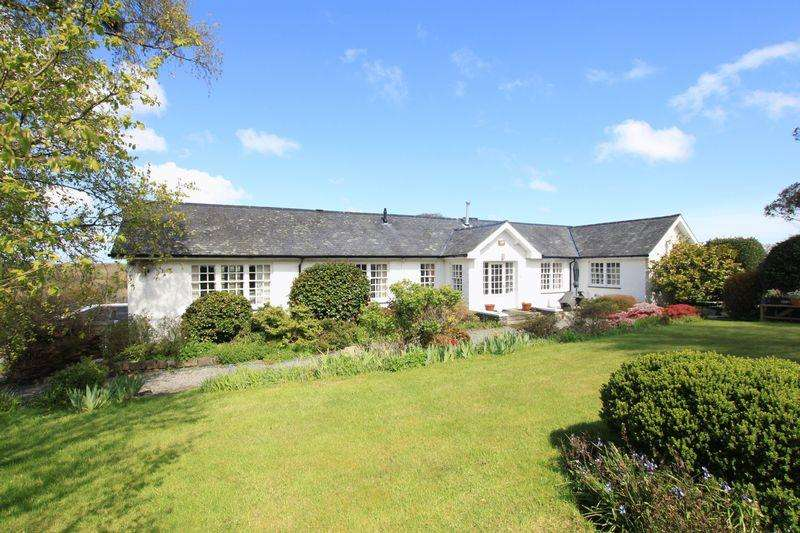 4 Bedrooms Detached House for sale in Talybont, Gwynedd