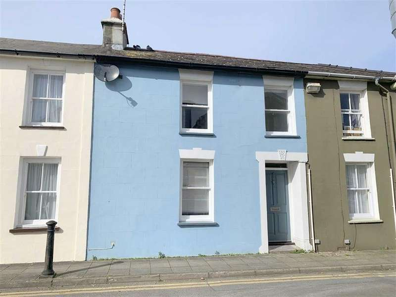 3 Bedrooms Terraced House for sale in Masons Row, Aberaeron, Ceredigion